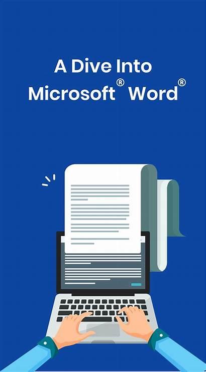 Word Dive Microsoft Into