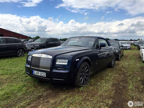 roll royce phantom 2016 rolls royce phantom drophead coupé series ii 26 june