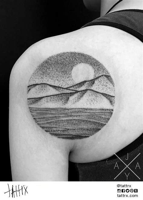 Jaya Suartika Tattoo | Adelaide Australia - Ocean Sunset for Zi