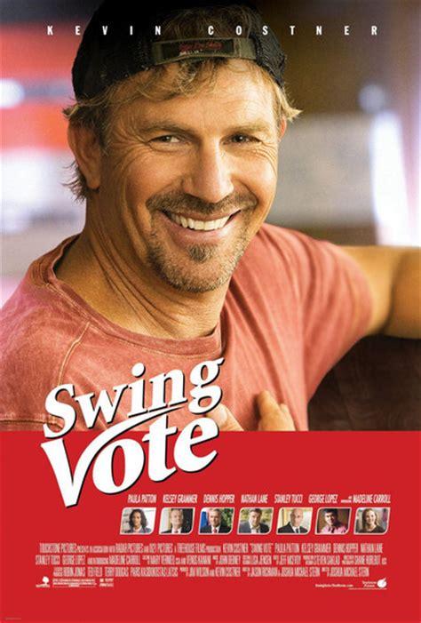 kevin costner swing vote swing vote review summary 2008 roger ebert
