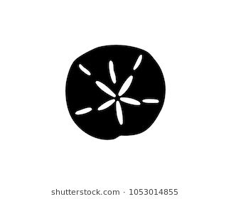 Our free svg cut files are a file type that can be scaled to use with cricut, silhouette and other svg cutting machines. Sand Dollar PNG Black And White Transparent Sand Dollar ...