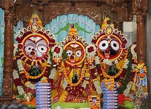 Iscon Temple Lord Jagannath Balabhadra Subhadra Wallpapers ...