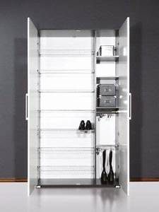germania placard a chaussures quotscarpaquot 7 etageres With meuble chaussure grande capacite 3 meuble 224 chaussures 40 paires 2 portes en bois