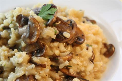 what is risotto mushroom risotto recipe dishmaps