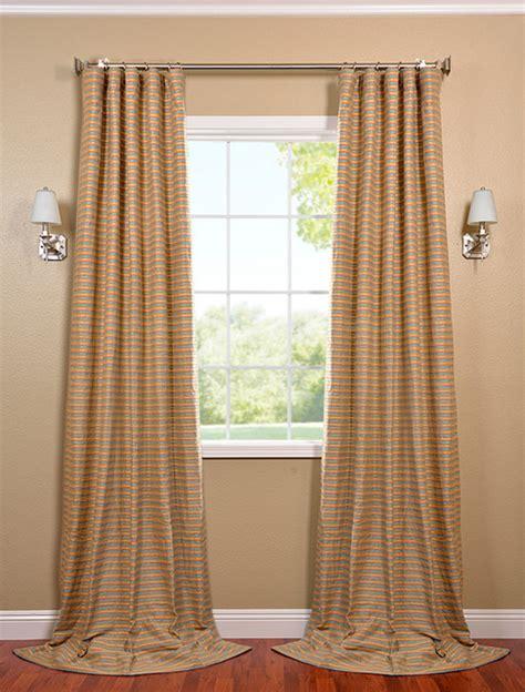 multi casual cotton curtain contemporary curtains