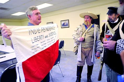 SPIRIT OF 1836: West Columbia marks anniversary of Texas ...