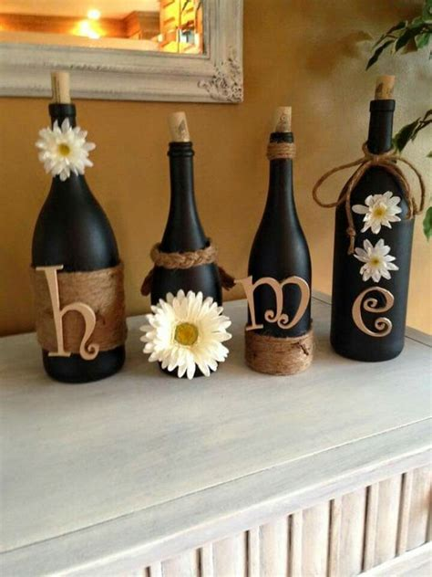 wine bottle diy crafts wine bottle craft diy home decor pinterest crafts wine and bottle