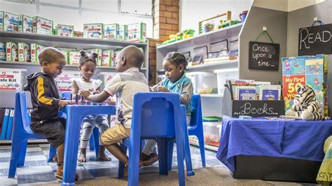 transform  early childhood development ecd centre