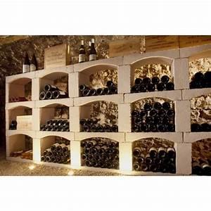 Casier à Bouteilles : casier a bouteille de vin en pierre reconstitu e sur mesure ~ Teatrodelosmanantiales.com Idées de Décoration