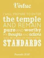 Lds Quotes Abou... Value Of Youth Quotes
