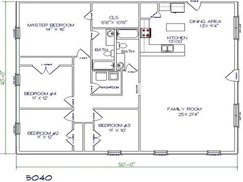 barndominium floor plans  barndominium floor plans  house plans treesranchcom