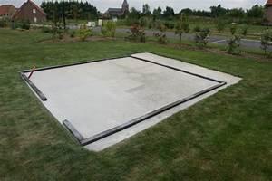Isoler abris de jardin d'une dalle beton 19 messages