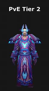 Transmogrification Mage Pve Tier 2 Set  Wod 6 2