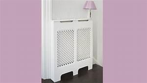 Tablette à Poser Sur Radiateur : fabriquez un cache radiateur ~ Premium-room.com Idées de Décoration