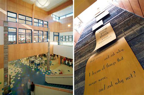 Eastmont Junior High School  East Wenatchee, Wa  Alsc Architects