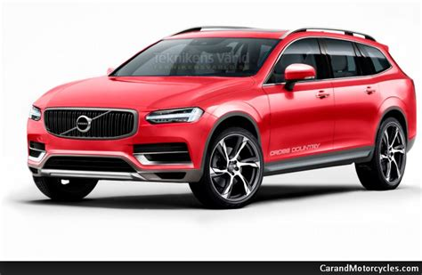 Volvo 2019 V60 Cross Country by 2019 Volvo V60 Cross Country