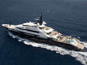 World39s Most Expensive Superyacht Charter Steven