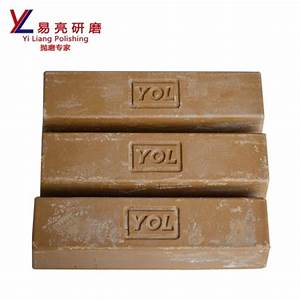 Yol Yellow Compounds  Wax  Paste Bar For All Kinds Of