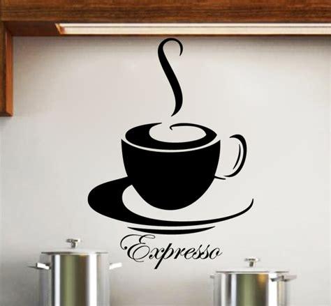 avis cuisine but signature sticker tasse de café expresso deco cuisine destock