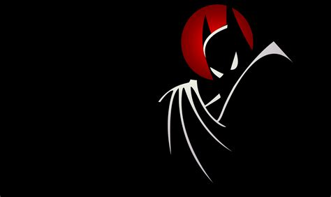 X Animated Series Wallpaper - batman the animated series hd wallpaper and