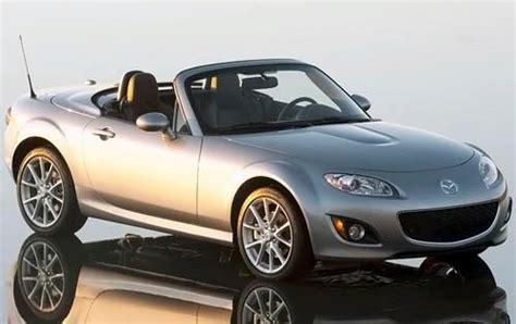 Maintenance Schedule For 2009 Mazda Mx-5 Miata