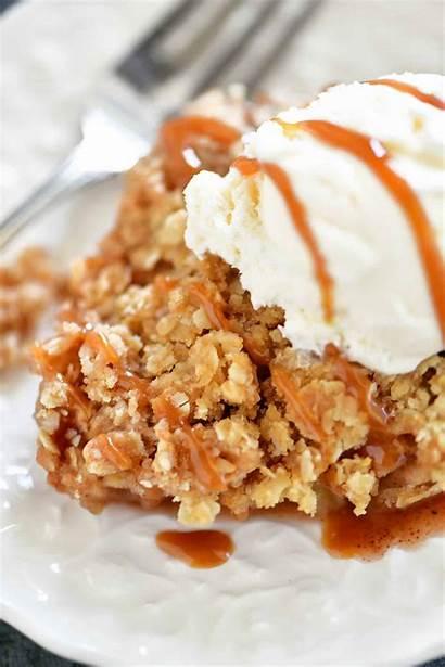 Crisp Apple Recipe Easy Cream Ice Recipes