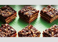 NoBake Christmas Cookies and Bars You Need to Whip Up