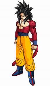 Dragon Ball gt Goku Super Saiyan 4 images