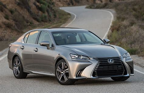 2018 Lexus Gs Newcartestdrive
