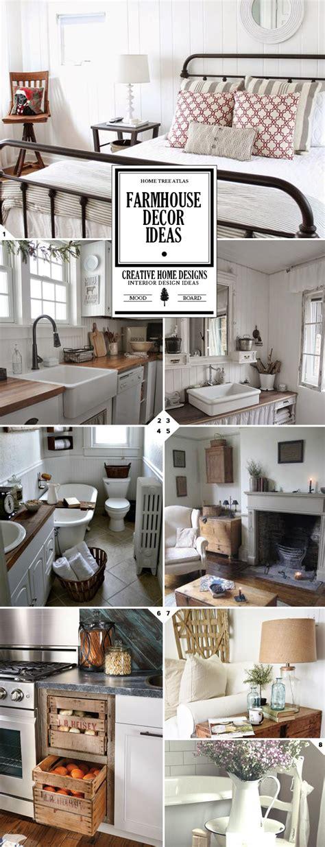 Vintage Farmhouse Home Decor by Vintage And Rustic Farmhouse Decor Ideas Design Guide