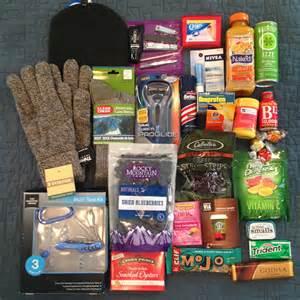 Homeless Blessing Bag Ideas