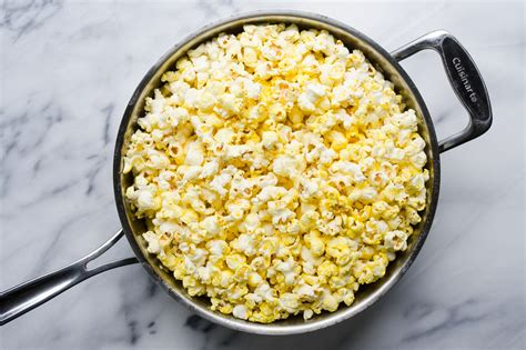 How To Make Stovetop Popcorn  The Pioneer Woman