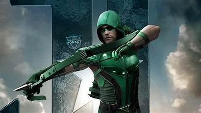 Arrow Justice League Fan Wallpapers Movies 4k