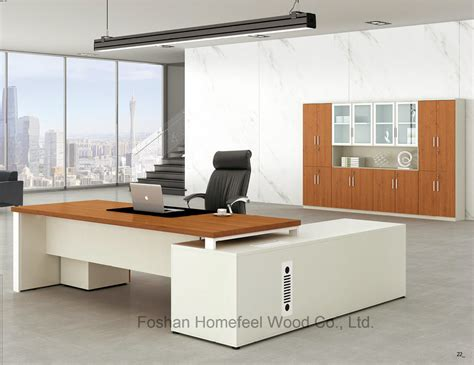 executive office design china luxury furniture modern executive desk office table Modern