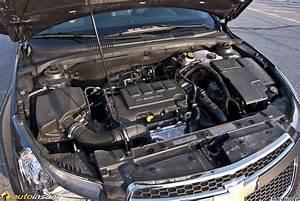 2011 Chevrolet Cruze Eco Engine Bay