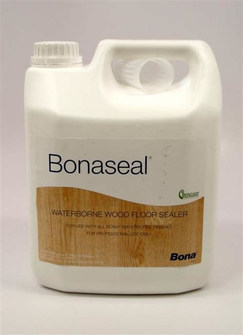 bona classicseal waterborne wood floor sealer formerly bonaseal gallon chicago hardwood flooring