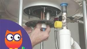 Comment Détartrer Un Chauffe Eau : comment changer l 39 anode d 39 un chauffe eau vid o dailymotion ~ Melissatoandfro.com Idées de Décoration