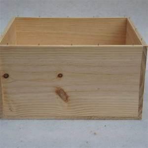 Caisse En Bois : caisse de vin vide pour fabriquer des meubles ~ Nature-et-papiers.com Idées de Décoration