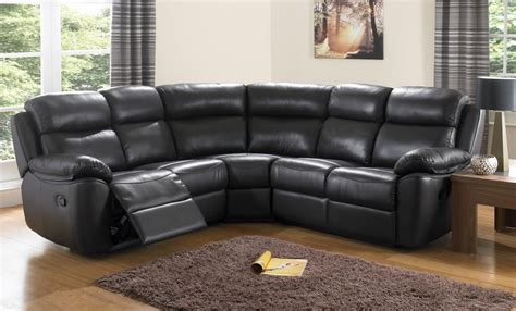black leather corner settee 22 choices of large black leather corner sofas sofa ideas