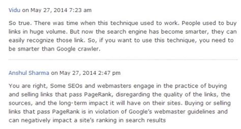 Comment, Trackback And Pingback Spam