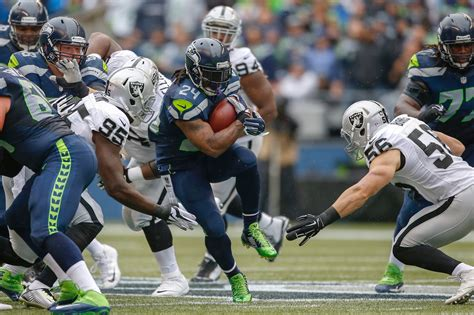 oakland raiders  seattle seahawks preview team news