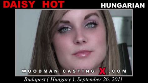 Daisy Hot On Woodman Casting X Official Website