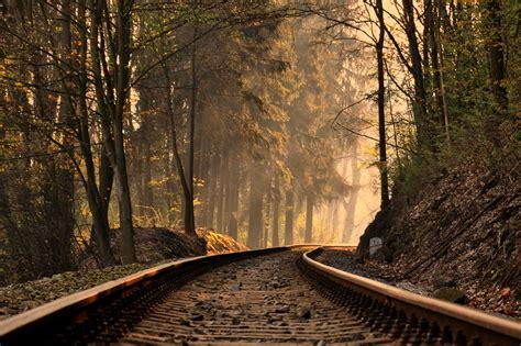 train track wallpaper  wallpapersafari