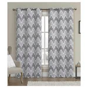 vcny marlie blackout grommet curtain panel pair target