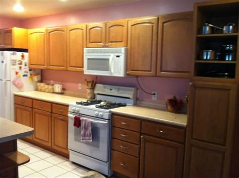 kitchen cabinet refinishing painting staining greater