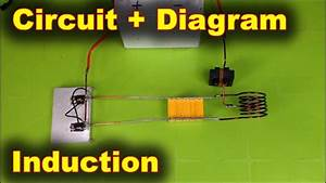Induction Heater Circuit 12 Volt