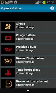 Signification Voyant Tableau De Bord Scenic : tous les voyants voiture applications android sur google play ~ Gottalentnigeria.com Avis de Voitures