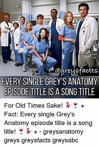 Agreysfactts EVERY SINGLE GREY'S ANATOMY EPISODE TITLE IS ...