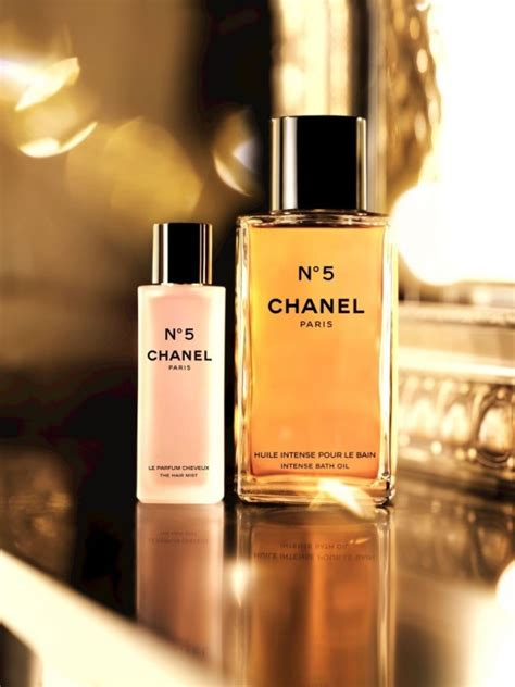 chanel launches  bath products based    lux