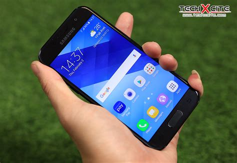 Preview : Samsung Galaxy A3 2017 น้องเล็กไซส์กะทัดรัด ความ ...